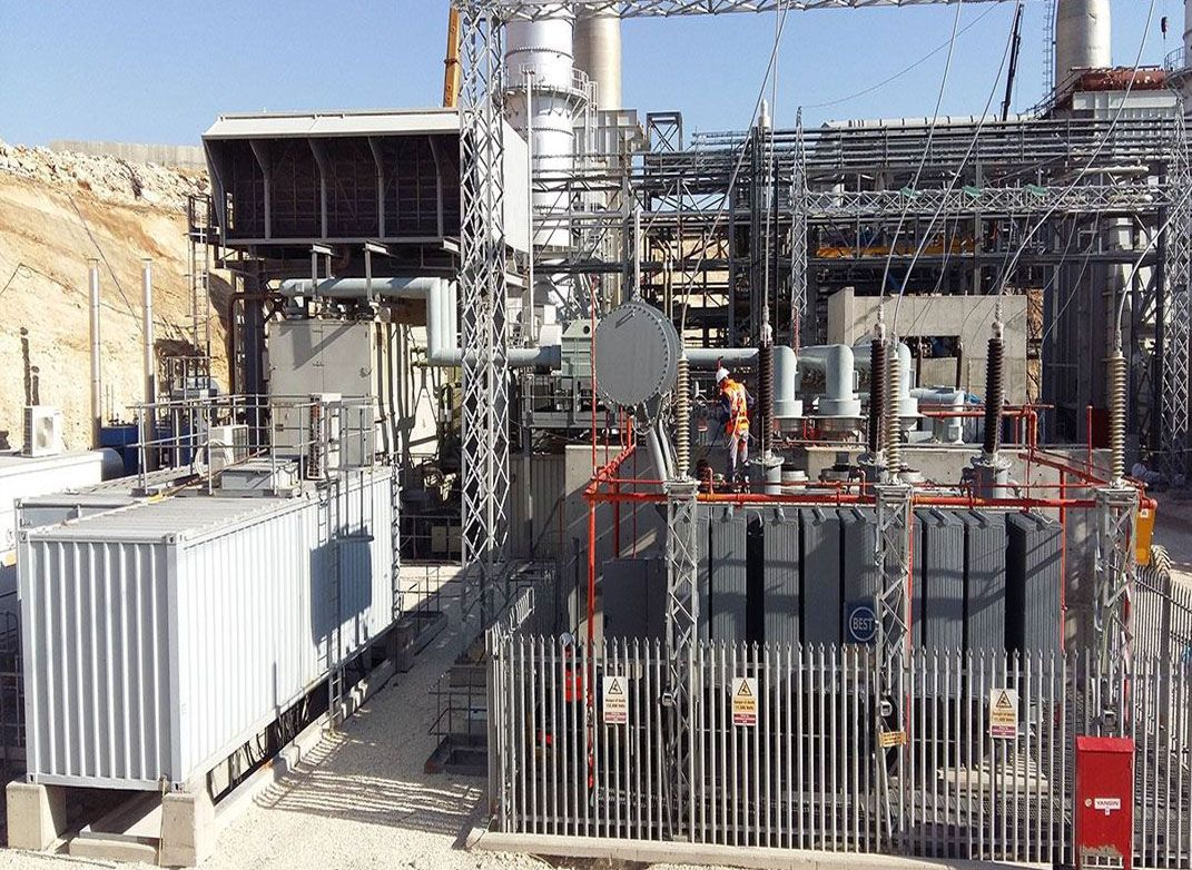 180MW TAHA COMBINED CYCLE POWER PLANT PROJECT