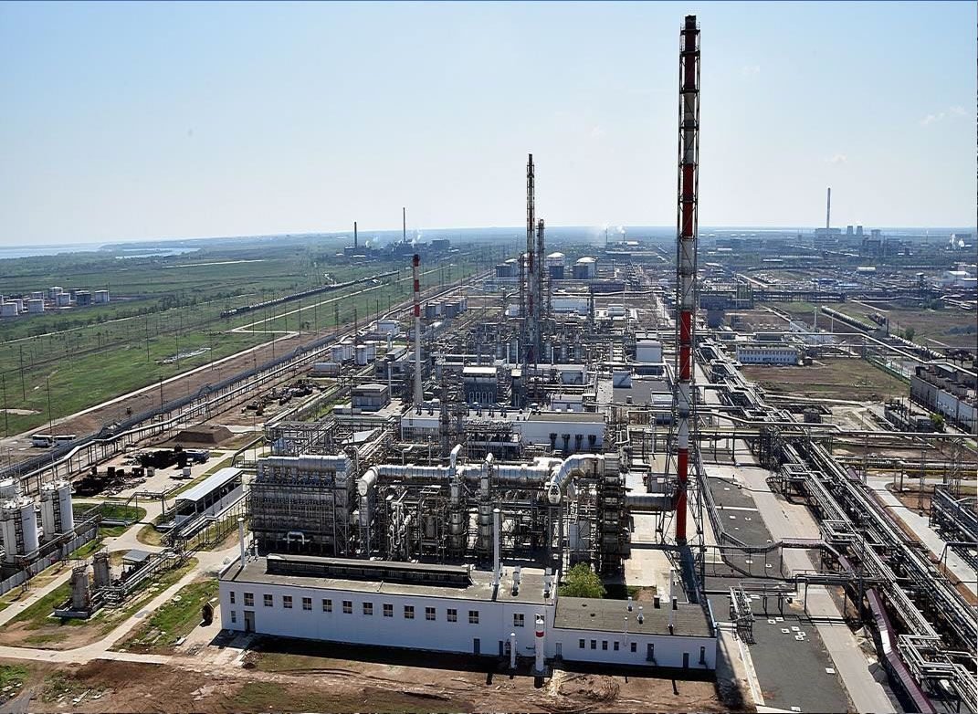 VOLGOGRAD REFINERY-DEEP CONVERSION PROJECT
